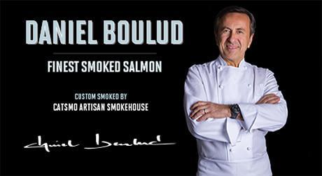 DANIEL BOULUD SMOKED SALMON