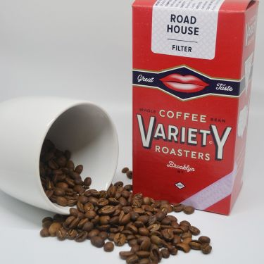 Variety Coffee Roasters Road House Blend, Whole Beans, 300G