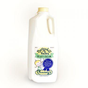 Heavy Cream, Half Gallon
