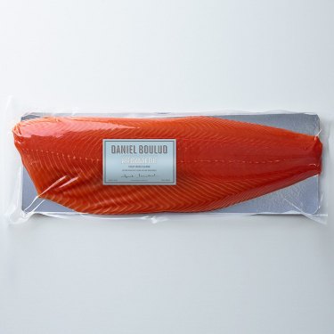 Daniel Boulud Epicerie Smoked Salmon, Side