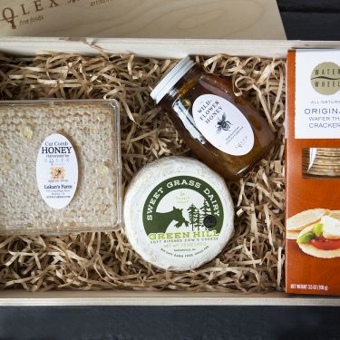 Green Hill Cheese & Honey Collection