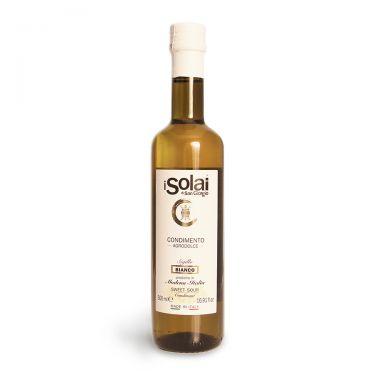 i Solai Bianco White Condiment, 500ml - SOLEX CATSMO FINE FOODS