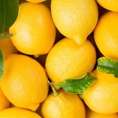 Fresh Lemons, 3 per order