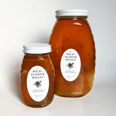 Lukan's Pure Wildflower Honey, 8oz