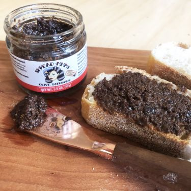 Spread-MMMS Olive Tapenade with Garlic & Rosemary, 2.5oz