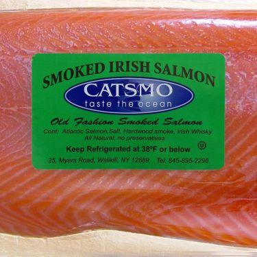 Catsmo Irish Smoked Salmon
