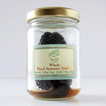 Whole Black Summer Truffles, 50g