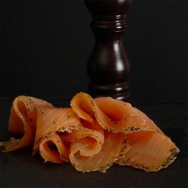 Catsmo Bourbon & Pepper Smoked Salmon