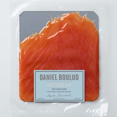 Daniel Boulud Epicerie Smoked Salmon, Artisanal Cut, 8oz