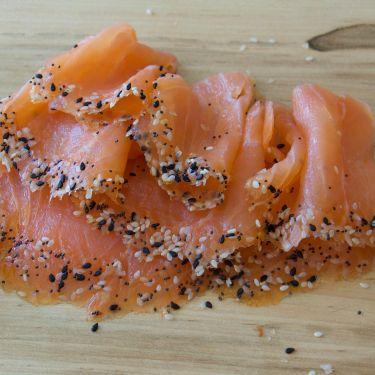 Everything Smoked Salmon, 8oz