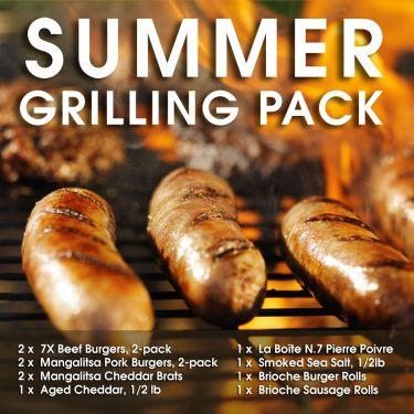 Summer Grilling Pack