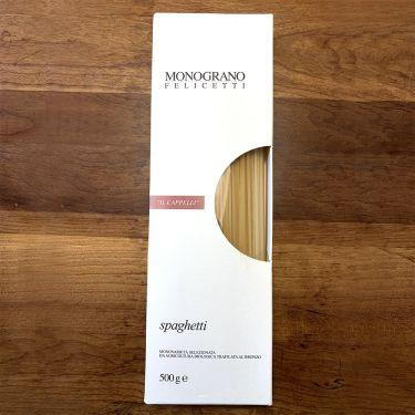 Felicetti Pasta Monograno - Il Cappelli Grain Variety Spaghetti, 500g
