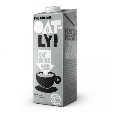 Oat Milk, Oatly Original, 1 liter