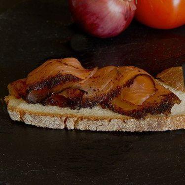 Catsmo Pastrami Smoked Salmon