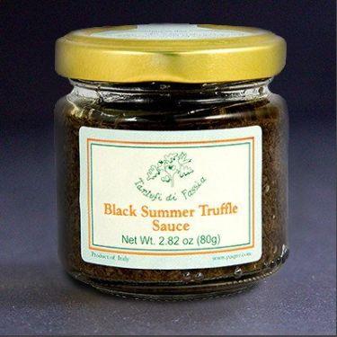 Black Summer Truffle Sauce, 80G