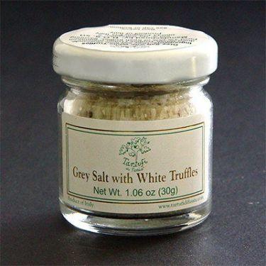 Grey Salt with White Truffles, 30g