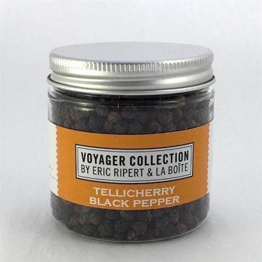 La Boite Spice Collection: Tellicherry Black Pepper, 2.5oz