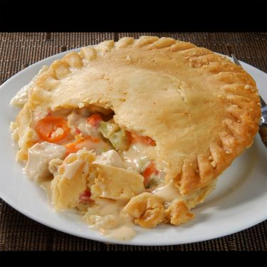 "Turkey Potpie, 5"" Personal Pie, PRE-ORDER ONLY - Griggstown Farms"