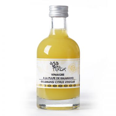 Terga Gastronomie Kalamansi Pulp Vinegar, 200ml